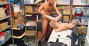 Gay bear security guard a lesson for dtealing...