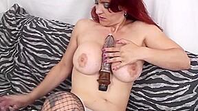 Mary rider redhead masturbation...