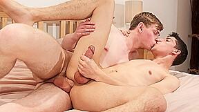 Danny Gets A Shower Of Cum - Danny Montero & Freddie White
