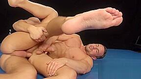 Arny donan wrestle fucks martin porter bareback...