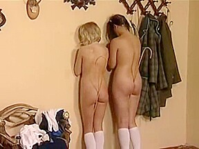 Russian teen caned strapped figged soaped and enema...