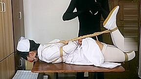 Nurse bondage...