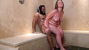 Juicy breasty mature female...