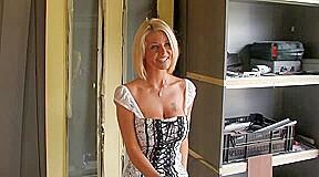 British wench Nicola receives screwed in Sweeden