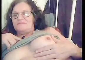 Horny homemade orgasm movie...