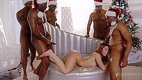 Winsome breasty young tart leah gotti going for...