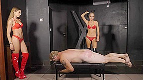 By two hot young mistresses...