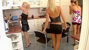 Threesomes video...