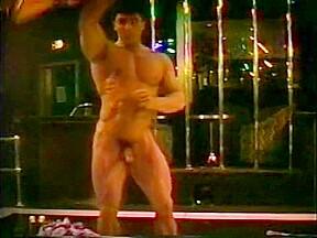 Vintage stripper...
