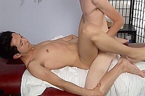 Extreme twink massage...