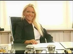 Lesbian secretary...