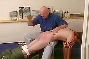 Get spanked...