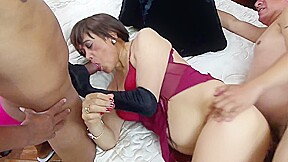 Fanatic and vicious of sex whit lingerie...