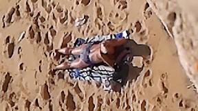 Voyeur a la plage...