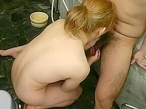 Best asian big ass creampie...