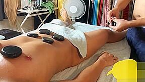 Private male massages hot stone massage...