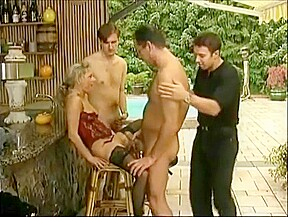 Drunk german girls join a piss and fuck...