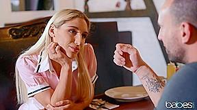Abella danger stirling cooper in tip your waitress...