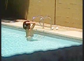 Pool angle b...