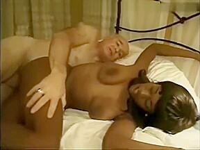 Scene from retro porn black street hookers 3...