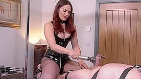 Mistress serena handjob...