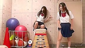 School gym ballbust...