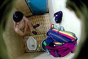 Boy hidden cam toilet...