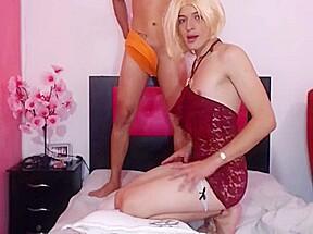 Best porn scene shemale tranny best like in...