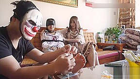 Chinese tickle feet...