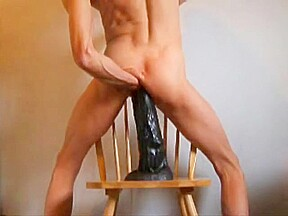 Extreme anal fuck with giant...