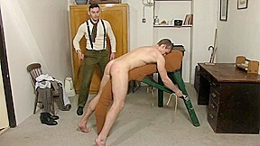 Muscle punished...