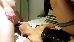 Brutal sexo anal y la terapia...