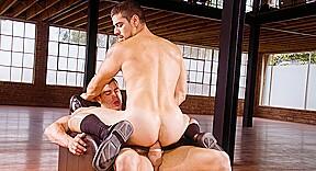 Jesse santana in suited for sex scene 03...