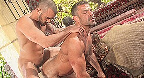 Damien Crosse & Bruno Bond in Arab Heat, Scene #04
