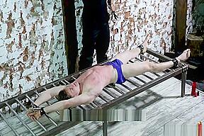 Stripped...