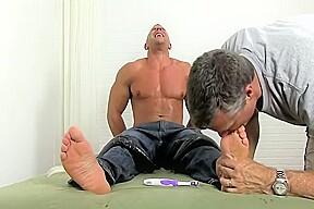 Richie tickled...