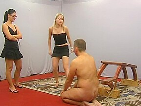 Unfaithful husband by and bitch of her frie...