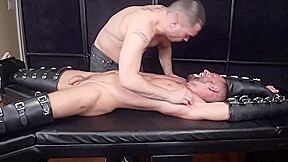 Tickle torture...