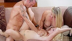Blowjob featuring haley cummings and devon lee...