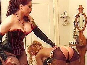 Domination spanking caning and intense orgasm...