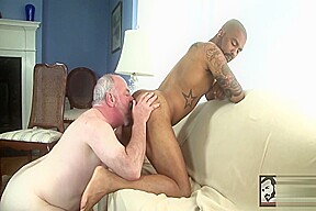 Daddy lee fucks sexy boy drew black...