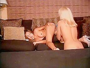 Hot lesbian...