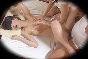 Massage in beach club japanese 2...