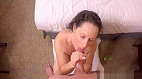 Beautiful Step-Mom Ruth Fucks Hot Her Son