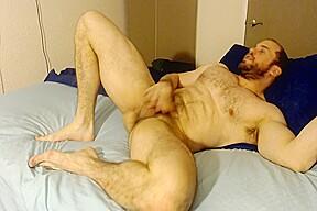 Bodybuilder dildo webcam...