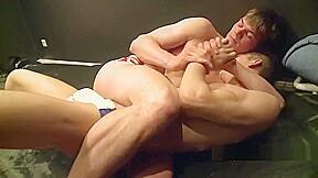 Exotic porn video homosexual wrestling best uncut...