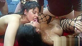 Sperma studio cum orgy pervers total clip...