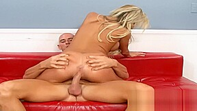 Horny young teen pussy mop sperm on face...