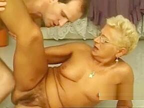 Kinky german grannies perversion...