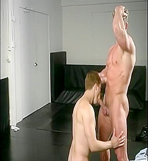 Billy and duncan wrestle and fuck...